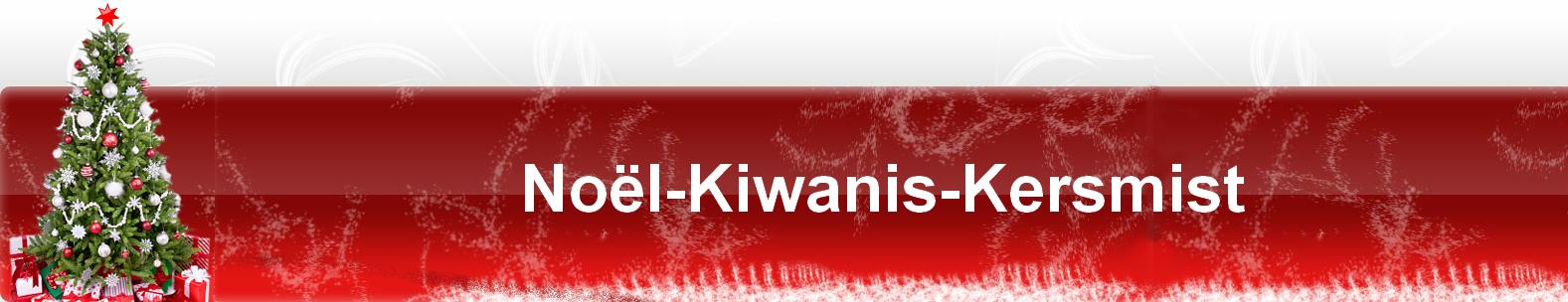 Noel-Kiwanis-Kerstmis